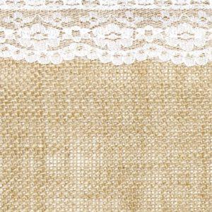 """Tischläufer """"Vintage Lace"""" 28 cm · 2,75 m lang"""