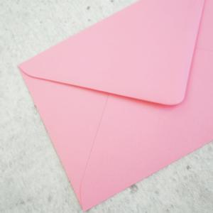 Umschlag C6 Rosa