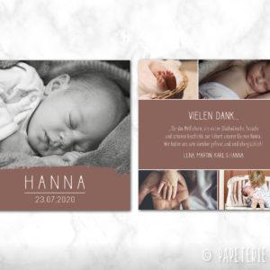 Geburtskarte_Hanna
