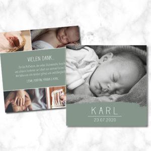 Geburtskarte_Karl