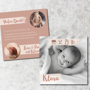 Geburtskarte_Klara