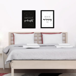 Poster-Set - Goodnight