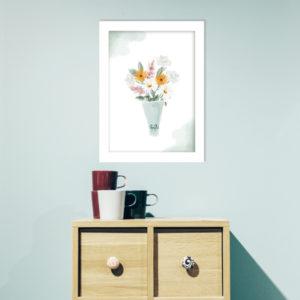 Poster - Flowerbouquet