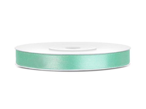 Satinband Mint 6mm